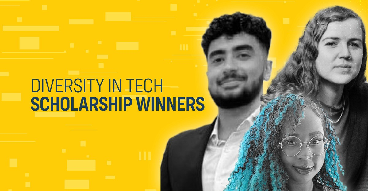 Meet Our Students: August Intake Diversity in Tech Scholarships