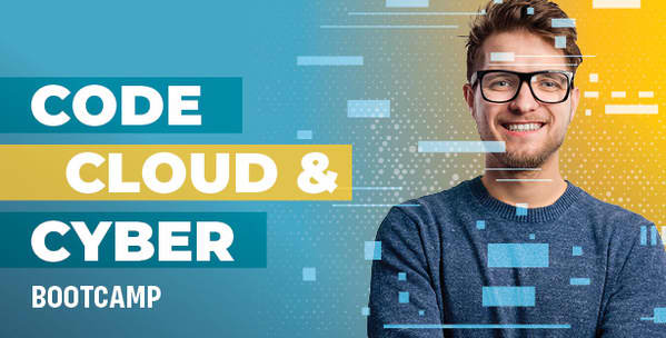 Code, Cloud & Cyber Security Bootcamp
