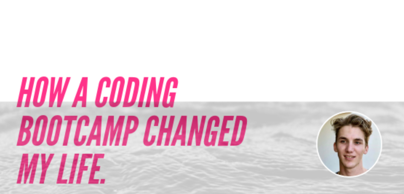 Featured image: How A Coding Bootcamp Changed My Life - Read full post: How A Coding Bootcamp Changed My Life