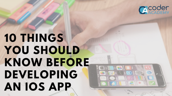 Featured image: 10 Things to Know Before Developing an iOS App - Read full post: 10 Things to Know Before Developing an iOS App